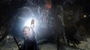 照英がコカコーラを振りかざして巨大クモと戦っている画像ください
