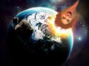 照英が地球に衝突したときの画像ください