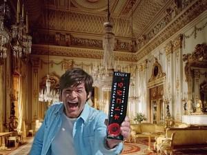 照英がバッキンガム宮殿でガム食ってる画像ください
