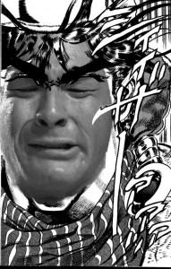 照英が泣きながらジョジョの奇妙な冒険第2部のシーザーとの別れに涙してる画像ください