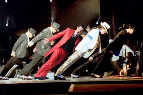 照英がスムーズクリミナルを踊ってる画像ください