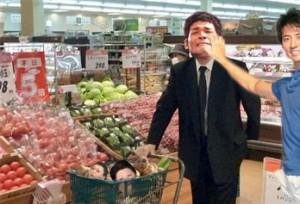 照英が泣きながらケインコスギとスーパーでマツコデラックスを買ってる画像ください