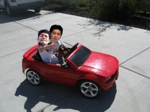 照英が泣きながらホリエモンとドライブしてる画像ください